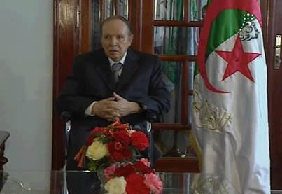 Bouteflika développe la maladie de Parkinson