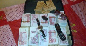 L'argent algérien de la corruption est à Panama