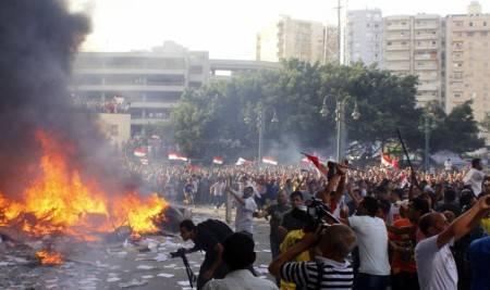 Egypte: au bord de la guerre civile?