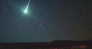 Une météorite aurait franchit la nuit dernière le ciel de Tizi Ouzou