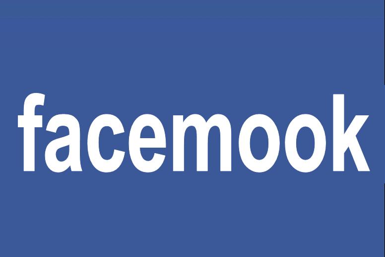 Une proposition pour changer le nom de Facebook vers Facemook
